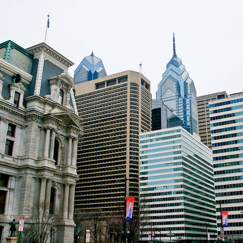 Erin Clark - Downtown Philly (color)