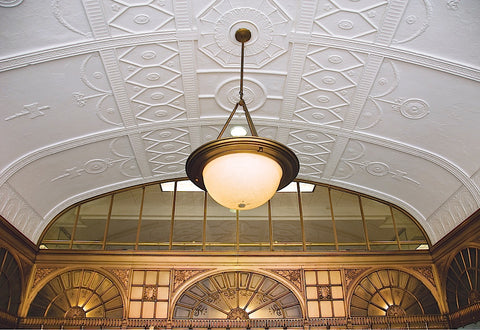 Entry Ceiling -  Erin Clark - McGaw Graphics