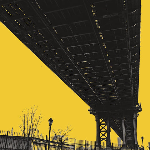 Yellow Underpass -  Erin Clark - McGaw Graphics