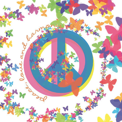 Peace, Love, and Harmony -  Erin Clark - McGaw Graphics