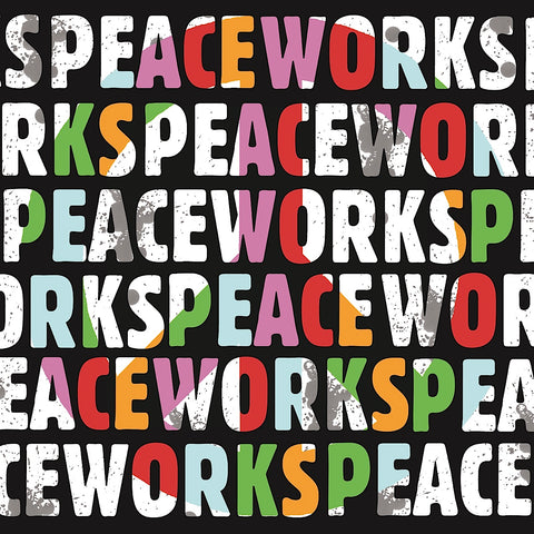 Peace Works -  Erin Clark - McGaw Graphics
