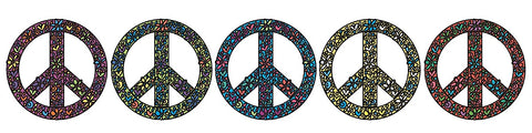 Peace Now! -  Erin Clark - McGaw Graphics
