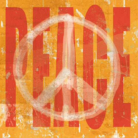 Think Peace -  Erin Clark - McGaw Graphics