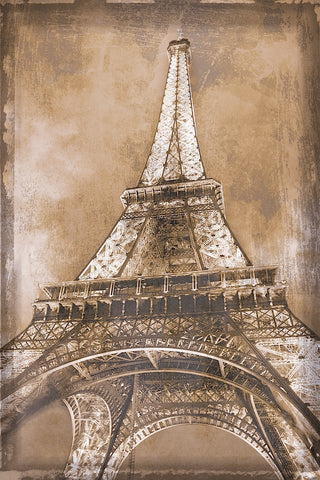 Erin Clark - Eiffel Tower