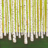 Lisa Congdon - Birch Forest