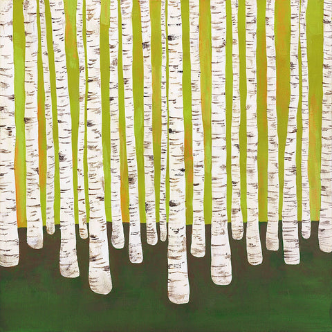 Birch Forest -  Lisa Congdon - McGaw Graphics