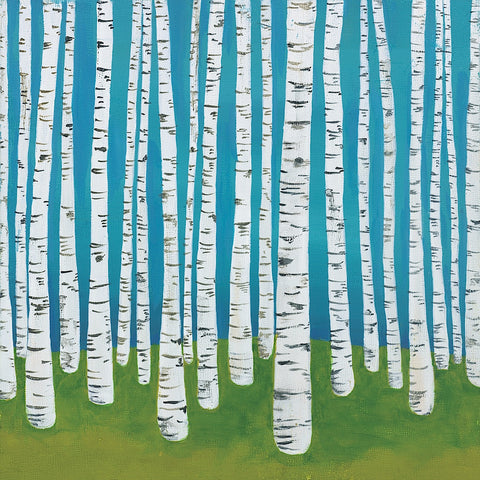 Birch Grove -  Lisa Congdon - McGaw Graphics