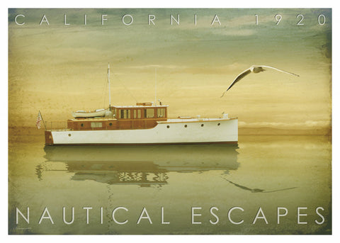 Carlos Casamayor - Nautical Escapes 1