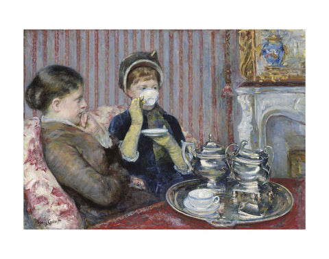 The Tea, about 1880