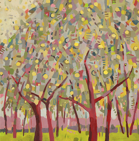 Jean Cauthen - Gold Orchard