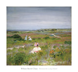 Landscape: Shinnecock, Long Island, ca. 1896 -  William Merritt Chase - McGaw Graphics