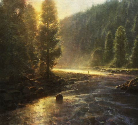 Morning in the Wilderness -  Brent Cotton - McGaw Graphics