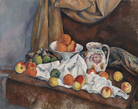 Still Life (Nature Morte), 1892-1894 -  Paul Cezanne - McGaw Graphics