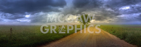 The Road Home -  Doug Cavanah - McGaw Graphics