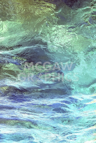 Water Series #2 -  Betsy Cameron - McGaw Graphics