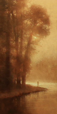 Cottonwood Dawn -  Brent Cotton - McGaw Graphics