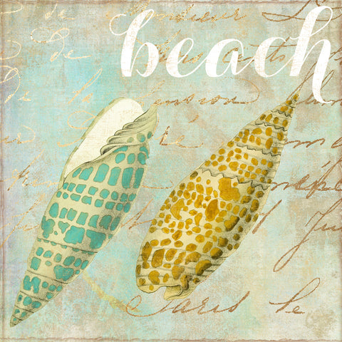 Turquoise Beach I -  Color Bakery - McGaw Graphics