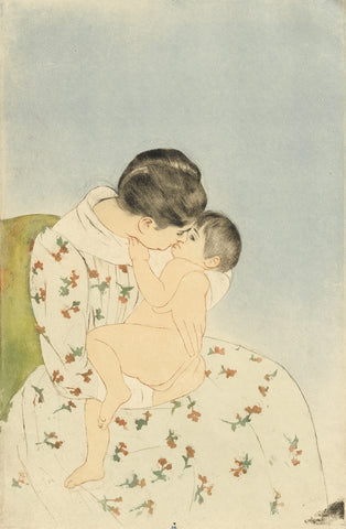 Mother's Kiss, 1891
