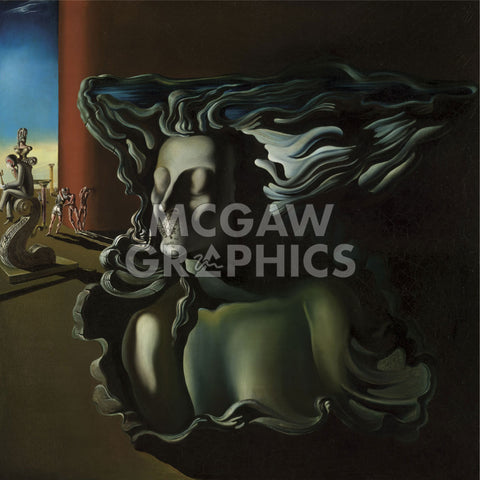 Salvador Dali - The Dream, 1931