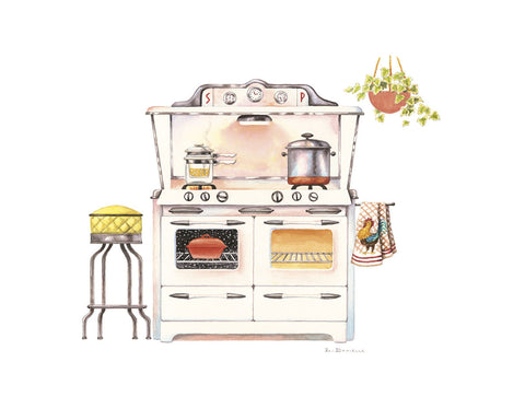 Cookin' with Chrome -  Lisa Danielle - McGaw Graphics