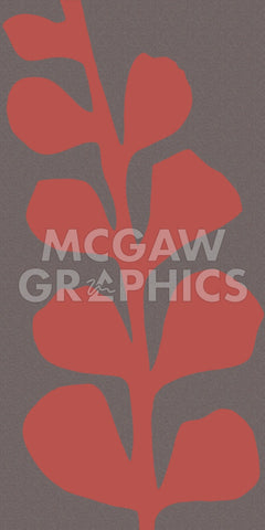 Maidenhair Coral Stem (single) -  Denise Duplock - McGaw Graphics