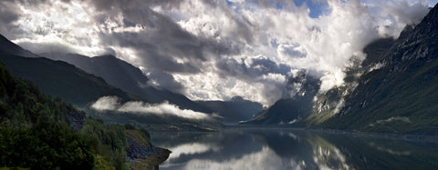 Norway Panorama -  Maciej Duczynski - McGaw Graphics
