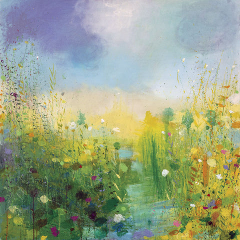 Summer Path -  Sandy Dooley - McGaw Graphics