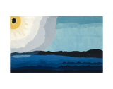 Sun on the Lake, 1938 -  Arthur Dove - McGaw Graphics