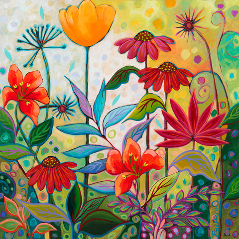 Botanical I -  Peggy Davis - McGaw Graphics
