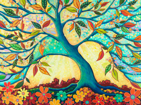 Tree Splendor I -  Peggy Davis - McGaw Graphics