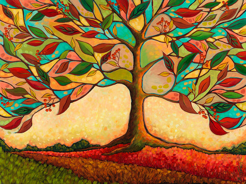 Tree Splendor II -  Peggy Davis - McGaw Graphics