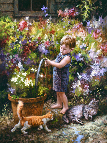 Jim Daly - Garden Helpers