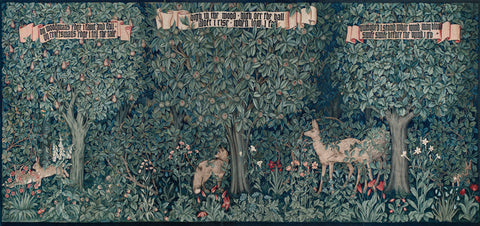 Tapestry: Greenery, 1892 -  John Henry Dearle - McGaw Graphics
