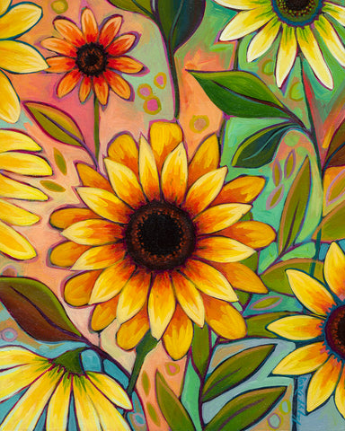 Peggy Davis - Sunflower Power II