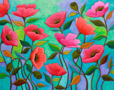 Peggy Davis - Poppy Parade