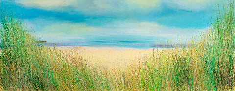 Camber Sands Beach -  Sandy Dooley - McGaw Graphics