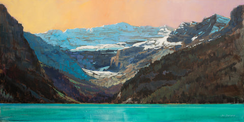 Lake Louise Summer -  Jed Dorsey - McGaw Graphics