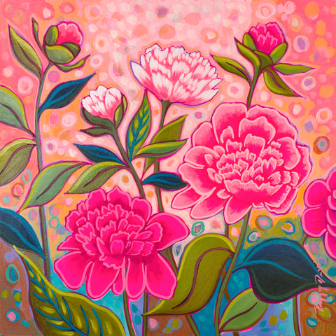 Coral Garden Collection I -  Peggy Davis - McGaw Graphics