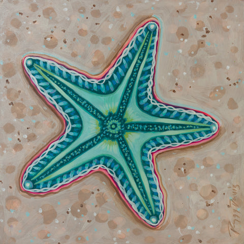 Happy Starfish I -  Peggy Davis - McGaw Graphics