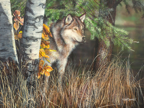 Presence - Wolf -  Kevin Daniel - McGaw Graphics