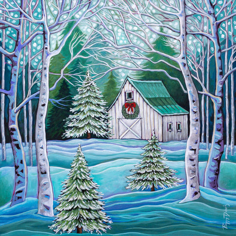 A Touch of Holiday -  Peggy Davis - McGaw Graphics
