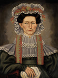 Lady of Squire Williams House, ca. 1829