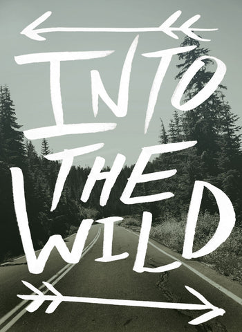 Into the Wild II -  Leah Flores - McGaw Graphics