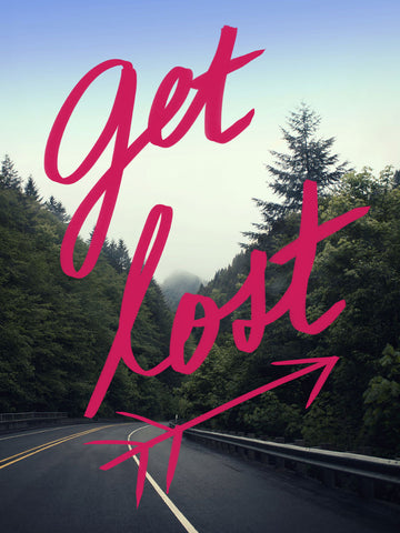 Get Lost -  Leah Flores - McGaw Graphics