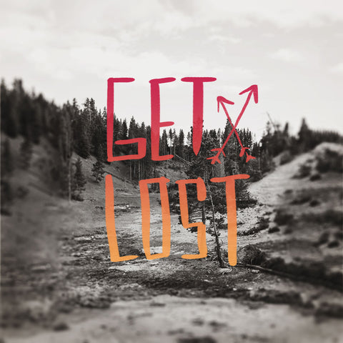 Get Lost Yellowstone II -  Leah Flores - McGaw Graphics