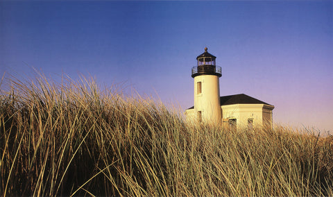 Coquille River Lighthouse, Oregon -  Dennis Frates - McGaw Graphics