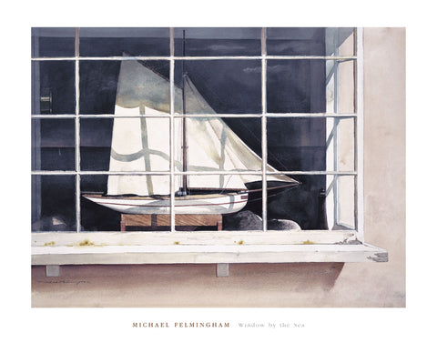 Michael Felmingham - Window by the Sea