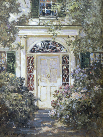 Abbott Fuller Graves - Doorway, 19th Century