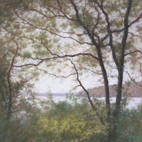 John Folchi - Lakeside Trees I