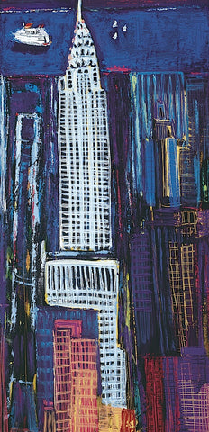 Mark Gleberzon - New York Skyline